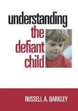 Understanding the Defiant Child