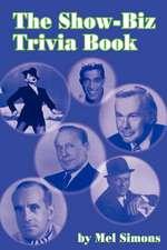 The Show-Biz Trivia Book