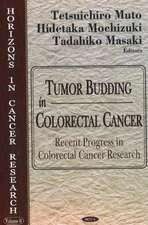 Tumor Budding in Colorectal Cancer