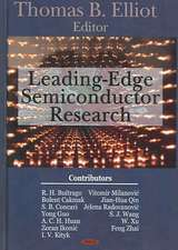 Leading-Edge Semiconductor Research