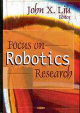 Focus on Robotics Research