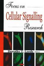 Focus on Cellular Signalling Research