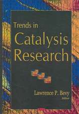 Trends in Catalysis Research