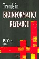 Trends in Bioinformatics Research