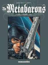 The Metabarons Vol.2: Aghnar & Oda
