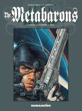 The Metabarons: Volume 2: Aghnar & Oda