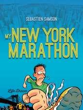 My New York Marathon
