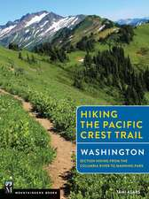 Hiking the Pacific Crest Trail Washington