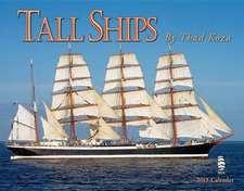 Tall Ships: 2012 Wall Calendar