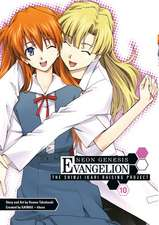 Neon Genesis Evangelion: The Shinji Ikari Raising Project Volume 10