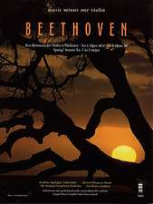 Beethoven - Two Romances for Violin and Orchestra No. 1, Op. 40 & No. 2, Op. 50 and