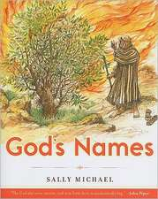 God's Names:  A Classic Story of a Man's Journey to Understand Baptism