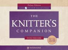 The Knitter's Companion [With 2 DVDs]:  Innovative Techniques + Patterns from Top Designers