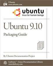 Ubuntu 9.10 Packaging Guide