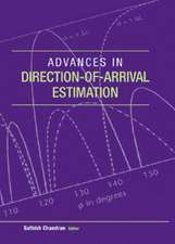 Advances in Direction-Of-Arrival Estimation