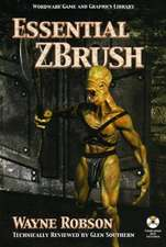 Essential ZBrush Book/DVD Package