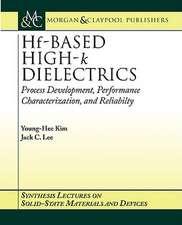 Hf-Based High-K Dielectrics
