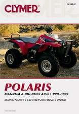 Polaris Magnum & Big Boss ATVs:  1996-1999