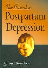 New Research on Postpartum Depression