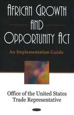 African Growth and Opportunity Act