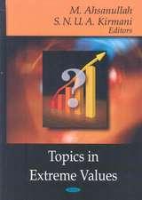 Topics in Extreme Values