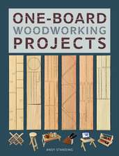One-Board Woodworking Projects