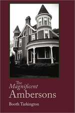 The Magnificent Ambersons, Large-Print Edition