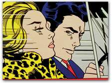Roy Lichtenstein:  Notecard Boxes -- A Stationery Flip-Top Box Filled with 20 Notecards Perfect for Greetings, Birthdays or Invitations