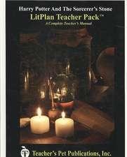Harry Potter and the Sorcerer's Stone Litplan Teacher Pack