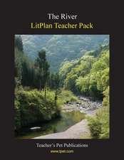 The River Litplan Teacher Pack
