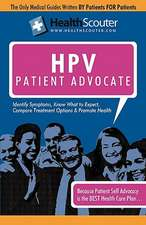 Healthscouter Hpv:  The Human Papillomavirus Patient Advocate
