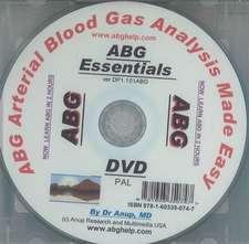 ABG -- Arterial Blood Gas Analysis Made Easy DVD (PAL Format)