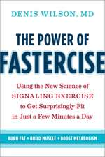 Power of Fastercise