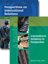 Perspectives on International Relations 2nd Edition + International Relations in Perspective Package