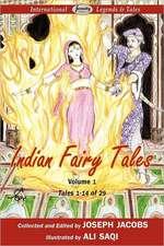 Indian Fairy Tales, Volume 1