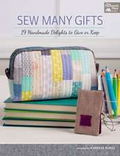 Sew Many Gifts
