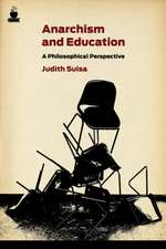 Anarchism And Education: A Political Perspective