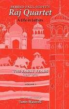 Behind Paul Scott's Raj Quartet:  1940-1965