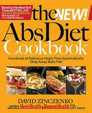 The New! Abs Diet Cookbook