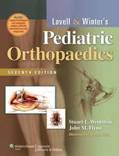 Lovell and Winter's Pediatric Orthopaedics