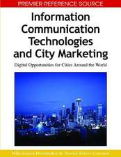 Information Communication Technologies and City Marketing