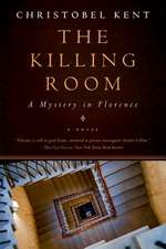 The Killing Room – A Mystery in Florence