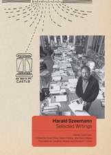 Harald Szeemann – Selected Writings