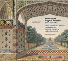 A Rare Treatise on Interior Decoration and Architecture: Joseph Friedrich von Racknitz's Presentation and History of the Taste of the Leading Nations