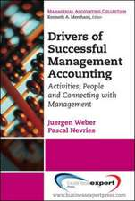 Drivers of Successful Management Accounting