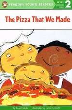 The Pizza That We Made:  All Aboard Reading Station Stop 1
