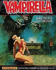 Vampirella Archives Volume 4