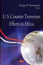 U.S. Counter Terrorism Efforts in Africa