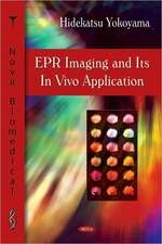 EPR Imaging and Its in Vivo Application