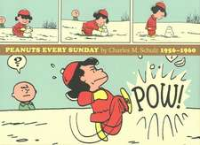 Peanuts Every Sunday 1956-1960